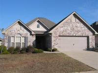 Beautiful three bedroom, two bath home featuring an