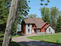 Lake Superior Waterfront Home For Sale - This home lies