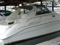 1998 Sea Ray 45 SUNDANCER Fantasea is by far the finest