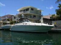 2004 Sea Ray 36 SUNDANCER This 360 Sundancer with twin