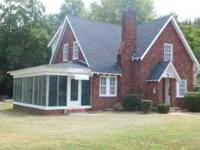 Beautiful brick home restored to original condition in