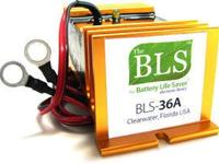 For 36 volt battery powered vehicles or battery