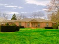 Drasticlly Reduced!! Nice brick home on 2 lake lots.