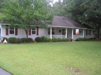 3 bedrooms, 2 baths, 2 car garage, country kitchen,