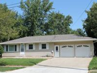 Beautifully remodeled 3 bdrm 1.75 ranch-style with dbl