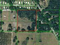 This property is zoned as vacant residential. It is