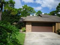 This single story, ranch style townhouse is located in
