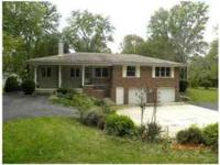 Spectacular brick ranch with 3 (possibly 4) bedrooms