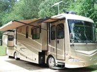2008 Fleetwood Providence Motorhome Model 39R. Cummings