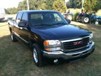 2006 GMC SIERRA SLE SUPERCREW TRUCK WITH 113K MILES. IT
