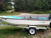 Please call owner John at . Boat is in Hartsville,