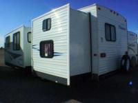 2006 Fleetwood Pioneer 310 2BDS Travel Trailer, Sleeps