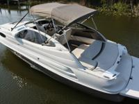 This boat is one of the cleanest, like new, 2001 Regals
