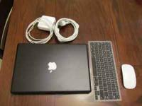 I have a 13 inch MacBook early 2008 MacBook for sale,