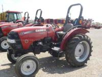 2011 Case IH Farmall 45A two wheel drive tractor. This