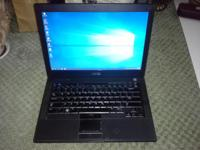 "14.1"" Dell Latitude E6400 Laptop PC Processor: P8700"
