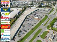 BIRD BAY PLAZA:.  AVAILABLE:.  1,050 SF Built-Out