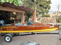 Please call owner Art at . Boat is in Prescott,