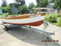 Please call owner Harry at . Boat Location: Jamestown,