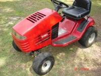 i have a 14.5 hp toro wheelhorse HXL riding lawnmower