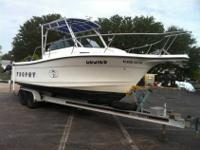 1996 Bayliner 2509 TROPHY WA Owner says BRING ALL
