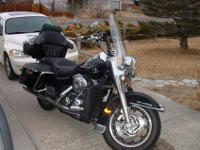 2007 Harley-Davidson Road King, This Road King has