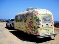 Eco Renovated Vintage Airstream Boutique 22' 1966