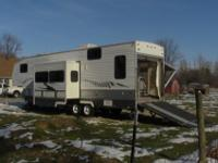 2007 Forest River Salem Sport LE 32SRV, 34 foot toy