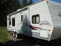 We are looking to sell our trailer. Looking for $14,700