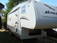 2004 Jayco Eagle Fifth Wheel. Model 281 RLS, measures