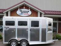 Model 2HSTDRDLX Stock DS402524 Type Horse Trailers