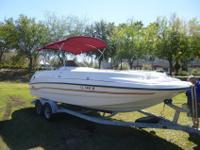 1997 Chaparral 232 Sunesta Deck BoatChaparral's