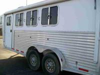 Double four Trailer Sales Just arrived 2005 Featherlite