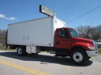 "2005 International 4400 20' x 96"" Aluminum Box, DT-466"