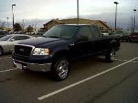 2007 Ford F150 Triton XLT Supercab 4x4 with 4.6 litre