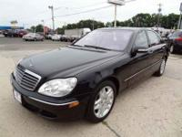 This 2003 Mercedes-Benz S-Class 4dr S430 Sedan features