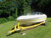 4.3L Mercruiser, depth finder, swimming platform, amfm