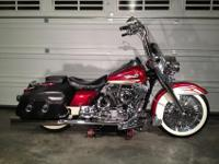 2001 FLHRCI Road King Classic. 97? Big Bore,