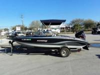 2007 Stratos 486SF 2007 Stratos 486SF is a bass boat