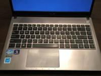 Like new Asus Laptop -Windows 7 -14 inch led screen