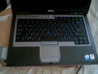 "14"" Dell Laptop Latitude D620 1.67 Ghz, 2.50 memory"