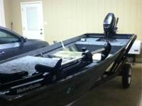 I have a 14 foot watercraft and trailer. It has a 20