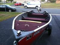 I have a 14 ft. Herter's boat for sale that has been