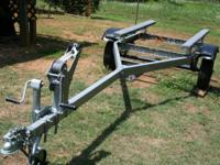 I have a 14 ft like new, tilt galvanized boat trailer