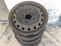 honda civic 4x100 steel wheels ,,14 inch,,,, ,,,,40.00