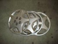 "I am selling 14"" 5-Bolt GM Chevy Wheel covers, 2 full"