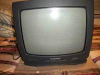 Magnavox 14 inch TV, good condition, works good, no