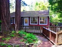 14 Pope Rd. is a lovely, cheery, storybook cottage in