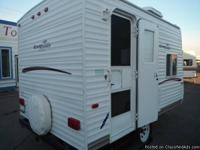 2002 Roadrunner 14' made by Sun Valley RV Inc.