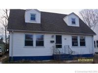 14 Rockland St. Cape, Wethersfield $117,000. Place: